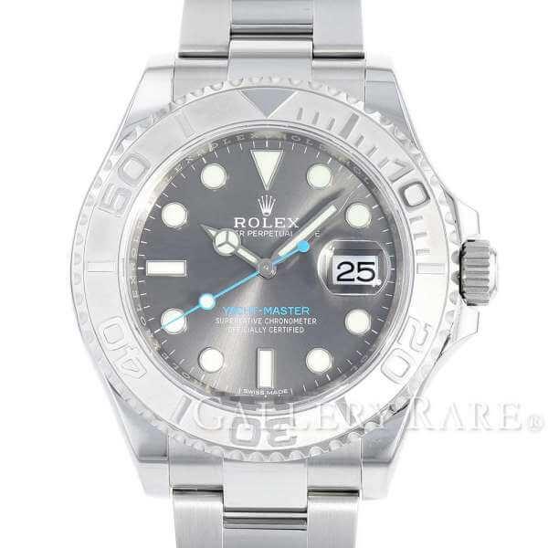 pretty nice c62ec bc04c ☆ロレックス ヨットマスター ダークロジウム 116622 ...