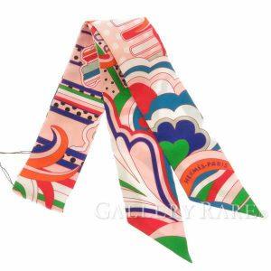 エルメス スカーフ ツイリー フォーブル・レインボー 2019年秋冬